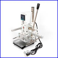1013CM Automatic Reeling Foil Hot Stamping Machine Leather PVC Embossing Print