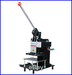 1510CM Manual Hot Foil Stamping Machine Leather Logo Embossing machine 220V Y