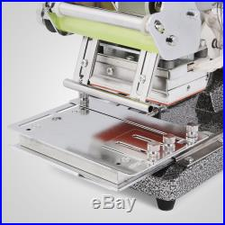 2 Foil Paper+stamping Machine Hot Foil Embosser Leather Embossing