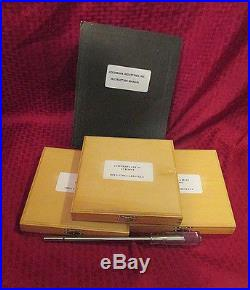 Au187 Goldmark Ind. Inc Hot Foil Embossing Stamping Press Machine WithDies & More