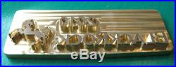 Brass Hot Foil Die Block Stamp Customised for Hot Foil Stamping Machine