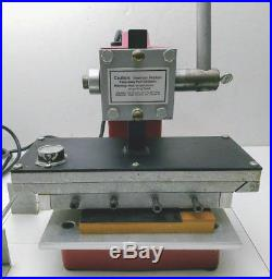 Gold-Magic Hot Foil Stamping Machine with Robotemp 315