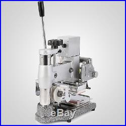 Hot Foil Stamping Machine Pvc Embossing For ID Pvc Cards Free Foil Paper Popular
