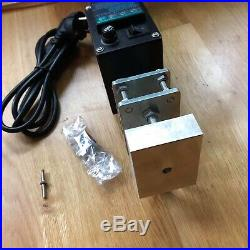 500W Hand Held Leather Stamp Hot Foil Stamp Branding Iron Heating Machine