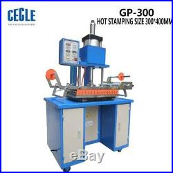 High Speed GP-300 Manual Hot Foil Stamping Machine By Sea