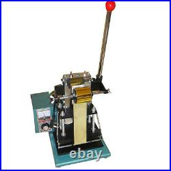 Hot Foil Stamping Printing Machine LZ-180 Type 4.5x7inch Print area