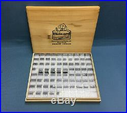 Howard Machine Personalizer (24pt. Goudy Light Italic) Hot Foil Stamping Machine