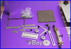 Howard Personalizer 45 Imprinting Hot Foil Stamping Machine Type Accessories