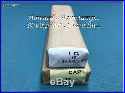 Howard Personalizer Type (18pt. News Gothic) Hot Foil Stamping Machine