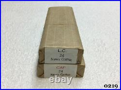Howard Personalizer Type 24pt. News Gothic Hot Foil Stamping Machine