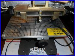 Kwikprint 86 Hot Foil Stamping Machine With Extras