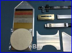 Kingsley Machine (M-60 Two-Line Machine & Accessories) Hot Foil Stamping