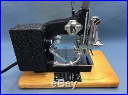 Kingsley Machine (Pencil Stamping Package) Hot Foil Stamping Machine