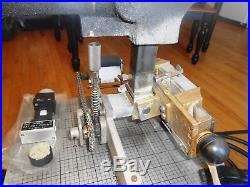 Kwikprint Model 86 Air Assisted Hot Foil Stamping Embossing Machine Aa