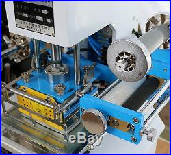 Pneumatic Hot Foil Stamping Machine 116120mm Printable Area ZY-819E