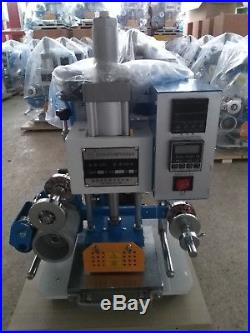 ZY-819A 8090mm Printable Area Pneumatic Hot Foil Stamping Machine E