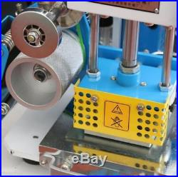 ZY-819A 8090mm Printable Area Pneumatic Hot Foil Stamping Machine b
